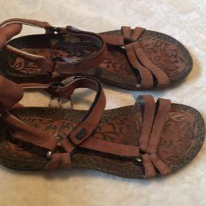 Teva Ventura cork sandals